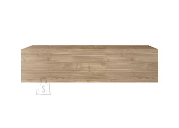 MCA Seinakapp INFINITY hele pähkel, 138x30xH29 cm