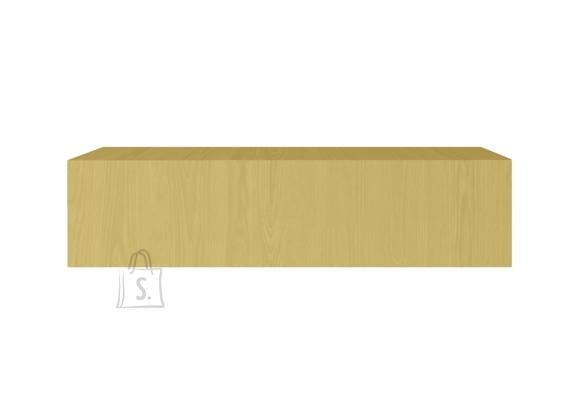 MCA Seinakapp INFINITY kollane, 138x30xH29 cm