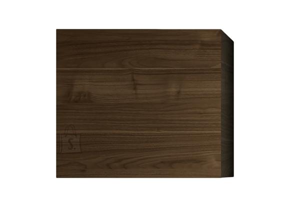 MCA Seinakapp INFINITY tume pähkel, 138x30xH29 cm