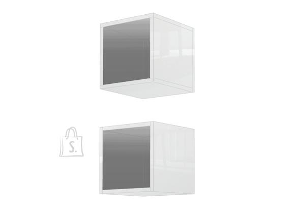 MCA Seinariiulid INFINITY kollane, 28x30xH29 cm