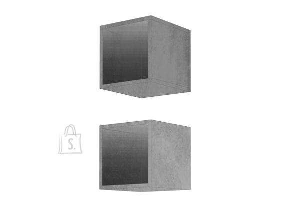 MCA Seinariiulid INFINITY betoon, 28x30xH29 cm