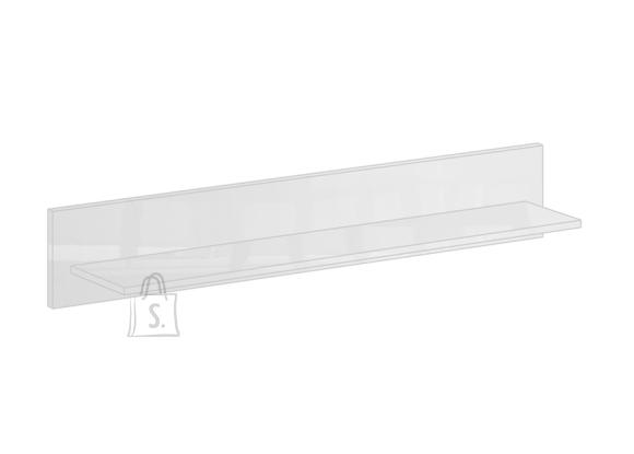 MCA Seinariiul INFINITY valge läige, 138x18xH28 cm