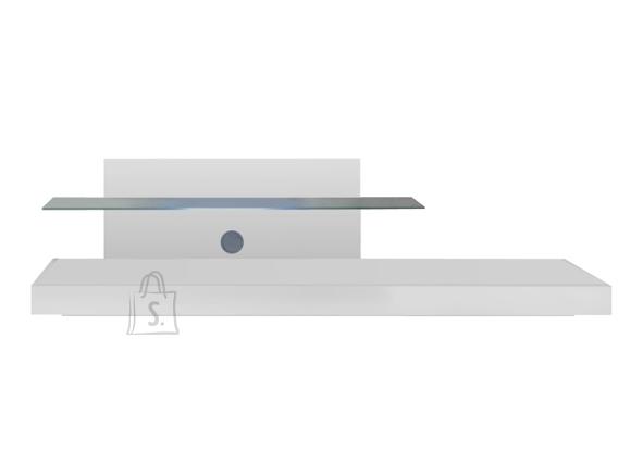 MCA Tv-alus INFINITY valge läige, 200x51xH51 cm