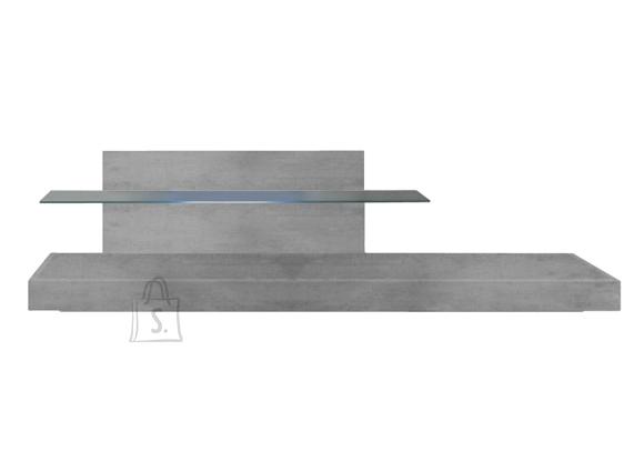 MCA Tv-alus INFINITY betoonhall, 200x51xH51 cm