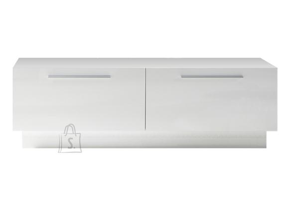 MCA Tv-alus INFINITY valge läige, 138x42xH43 cm