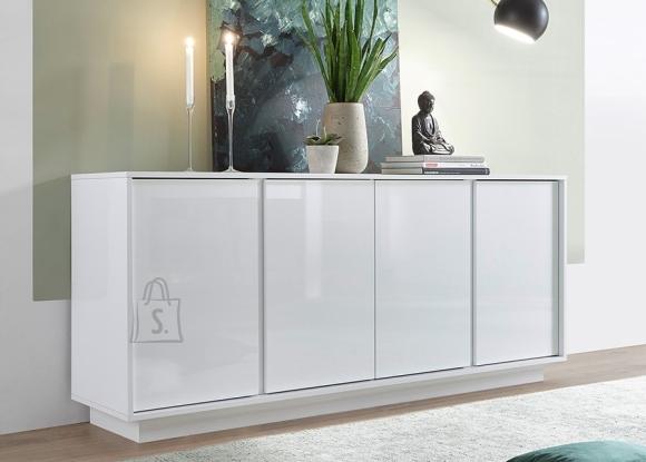 MCA Kummut ICE valge läige, 180x43xH79 cm
