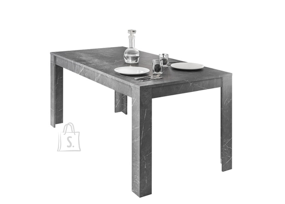 MCA Söögilaud ICE antratsiit marmor, 180x90xH79 cm