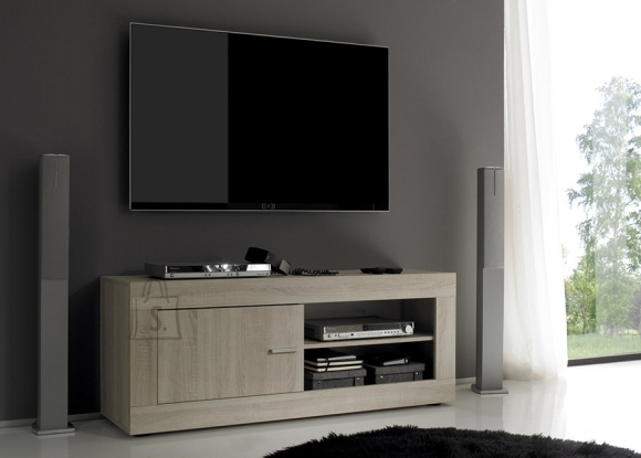 MCA Tv-alus RUSTICA tamm Sonoma, 140x43xH56 cm