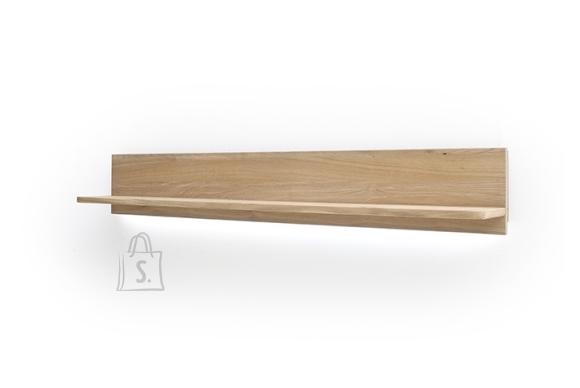 MCA Seinariiul PORTLAND tamm Bianco, 160x23xH24 cm, LED