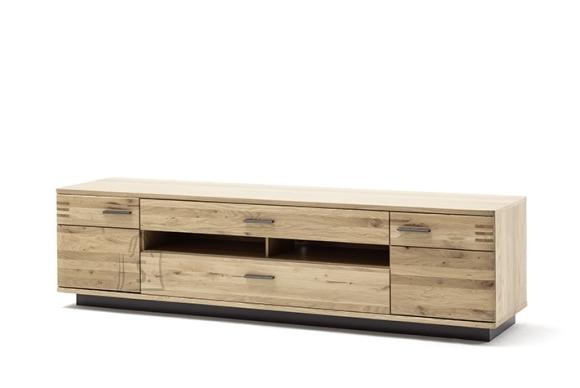 MCA Tv-alus SALVADOR tamm Bianco, 210x50xH56 cm