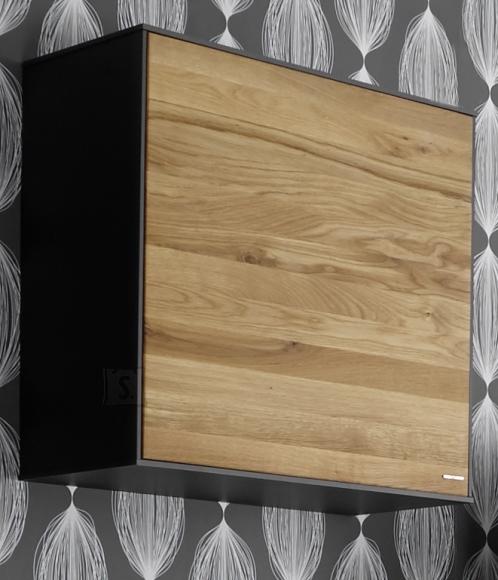 Mäusbacher Möbelfabrik Seinakapp ARIZONA antratsiit / metsik tamm, 60x32xH63 cm