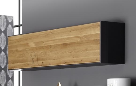 Mäusbacher Möbelfabrik Seinakapp ARIZONA antratsiit / metsik tamm, 38x32xH137 cm