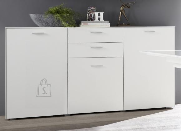 Mäusbacher Möbelfabrik Kummut ARIZONA valge, 177x42xH98 cm