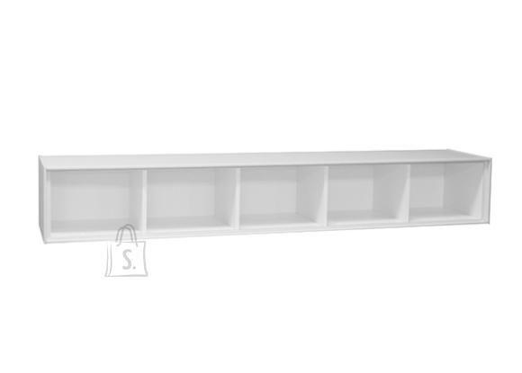 Mäusbacher Möbelfabrik Seinariiul MIX BOX - 3 viimistlust, 26x32xH172 cm