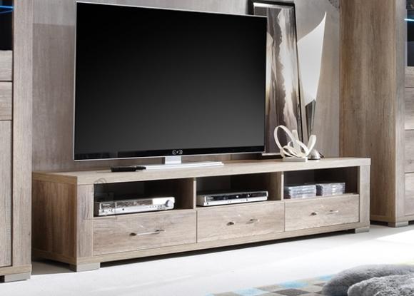 Mäusbacher Möbelfabrik Tv-alus MATTI metsik tamm, 192x45xH42 cm