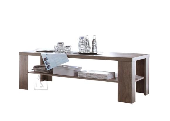 Mäusbacher Möbelfabrik Diivanilaud MATTI metsik tamm, 130x65xH45 cm