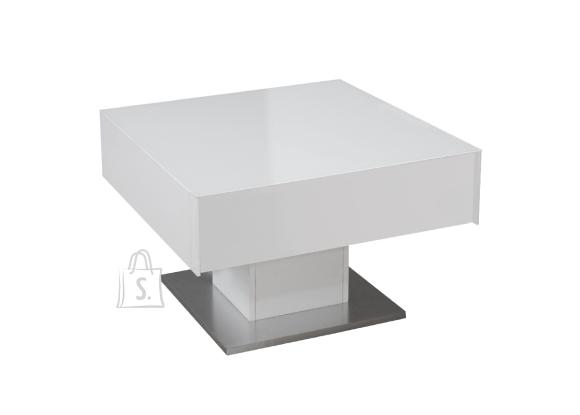 Mäusbacher Möbelfabrik Diivanilaud MIX BOX - 2 viimistlust, 70x69xH46 cm