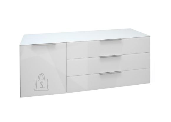 Mäusbacher Möbelfabrik Tv-alus MIX BOX - 3 viimistlust, 139x45xH63 cm