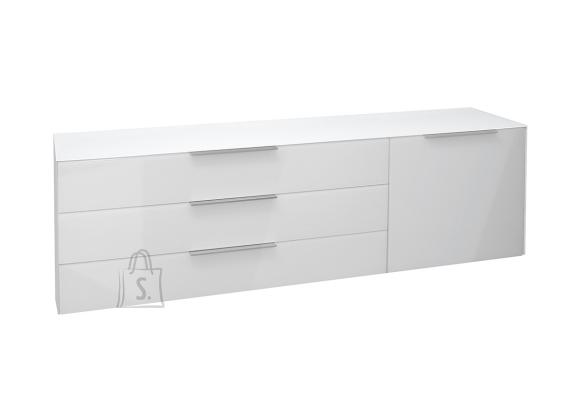 Mäusbacher Möbelfabrik Tv-alus MIX BOX - 3 viimistlust, 177x45xH63 cm