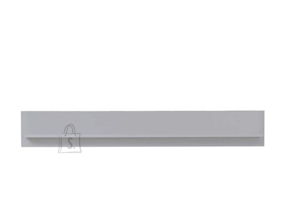Trendteam Seinariiul BAXTER valge, 139x18xH21 cm