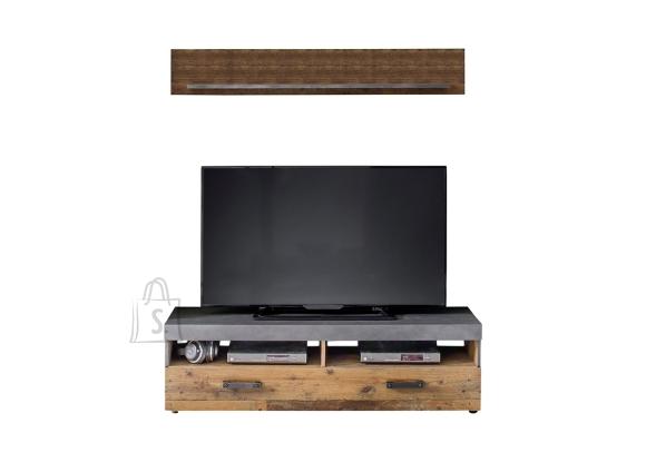 Trendteam TV-alus + riiul INDY hall, 139x40xH41 cm