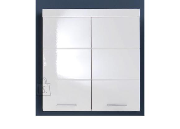 Trendteam Seinakapp AMANDA valge läige / valge, 73x23xH77 cm