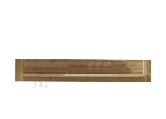 Trendteam Seinariiul CANYON tamm, 137x20xH23 cm