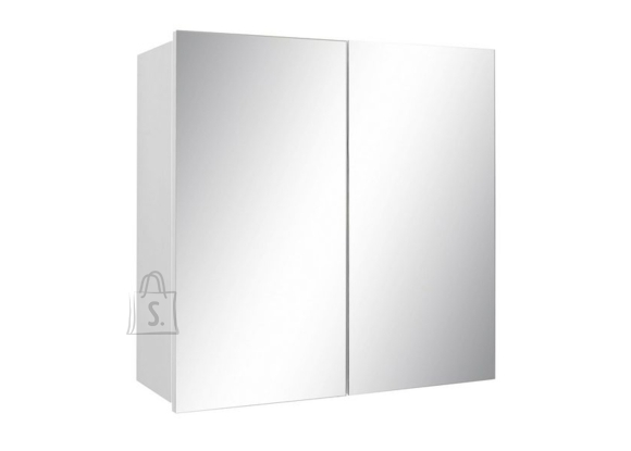 Trendteam Peegelkapp INTENSO valge läige, 60x22x60 cm