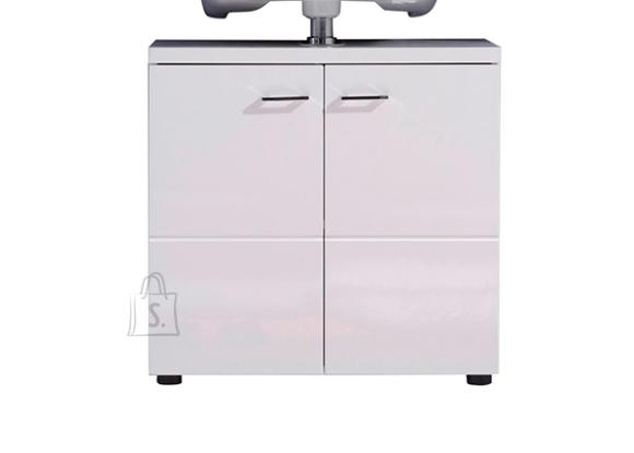 Trendteam Valamukapp NIGHTLIFE valge kõrgläige, 65x35xH63 cm