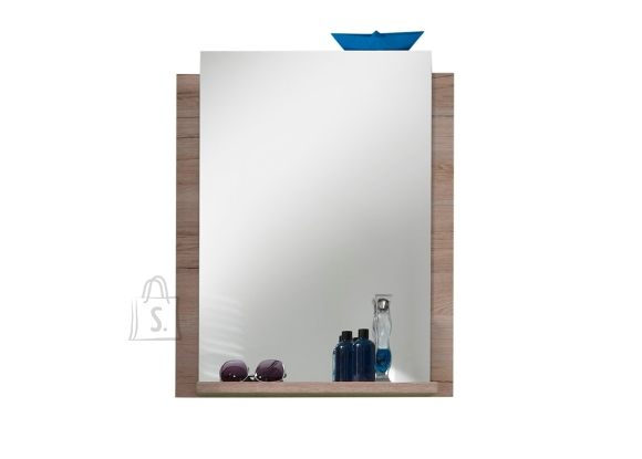 Trendteam Peegel CAMPUS tamm, 60x15xH75 cm