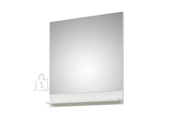 Pelipal Peegel riiuliga INA pärlvalge, 60x13xH75 cm