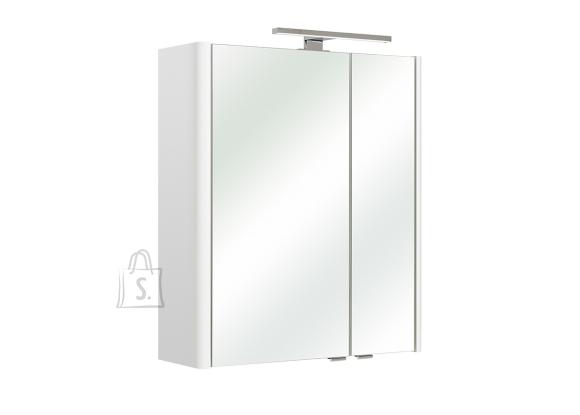 Pelipal Peegelkapp PIOLO valge, 60x20xH70 cm, LED