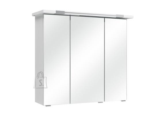 Pelipal Peegelkapp SEO valge läige, 75x20xH72 cm, LED