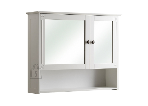 Pelipal Peegelkapp MAXIM valge, 85x23xH68 cm