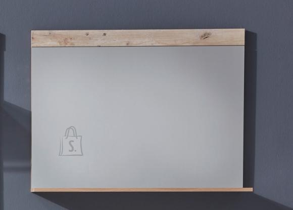 Trendteam Seinapeegel TAILOR grafiithall / tamm, 90x16xH69 cm