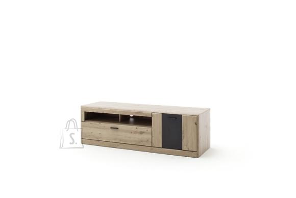 MCA Tv-alus CALAIS tamm / tumehall, 159x51xH50 cm