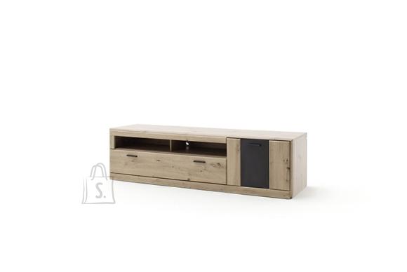 MCA Tv-alus CALAIS tamm / tumehall, 179x51xH50 cm