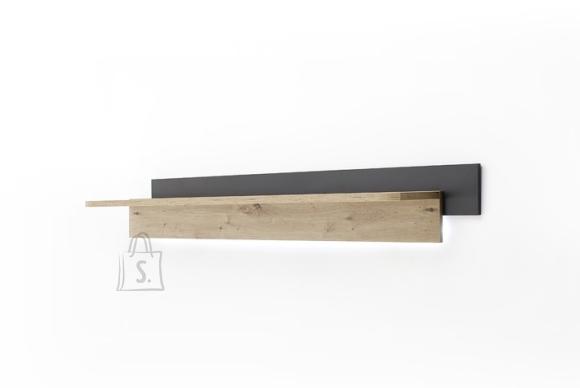 MCA Seinariiul CALAIS tamm / tumehall, 150x25xH22 cm