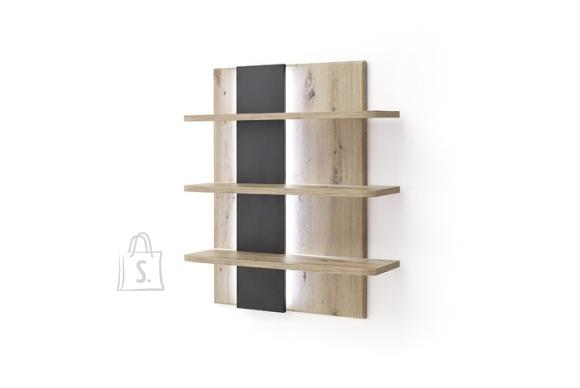 MCA Seinariiul CALAIS tamm / tumehall, 76x23xH60 cm