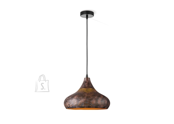 Home Sweet Home Rippvalgusti RUSTY rooste, D30xH126 cm, E27
