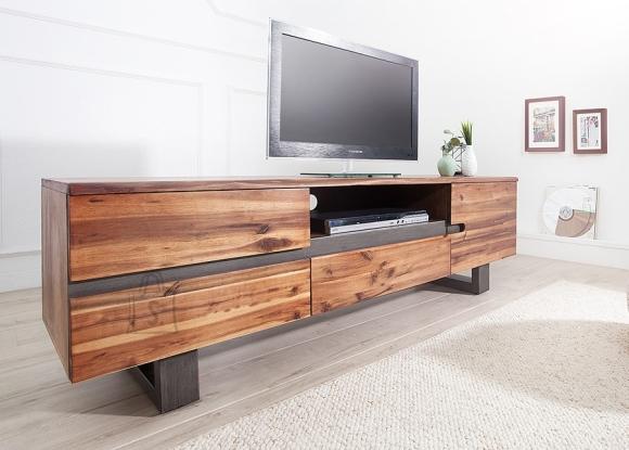 Tv-alus GENESIS akaatsia / antratsiit, 160x45xH60 cm