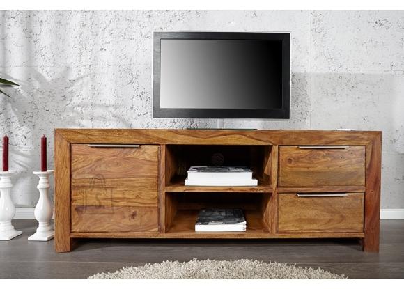 Tv-alus LAGOS sheesham, 135x45xH50 cm