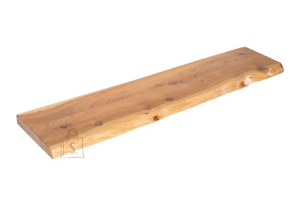 Seinariiul MAMMUT helepruun, 80x27xH4 cm
