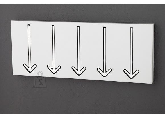 Seinanagi ARROW valge, 45x5xH20 cm