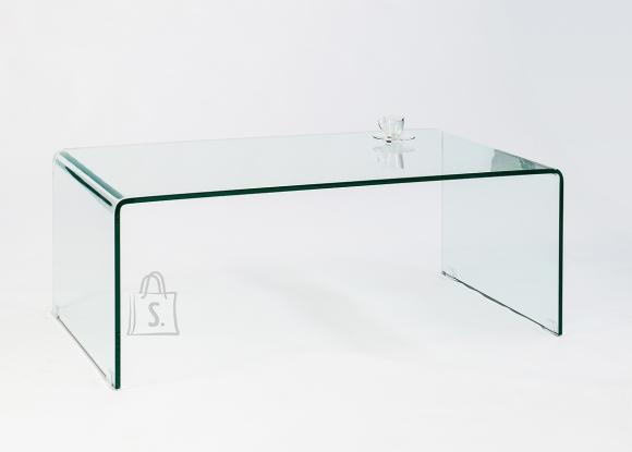 Diivanilaud FANTOME klaas, 110x60xH40 cm