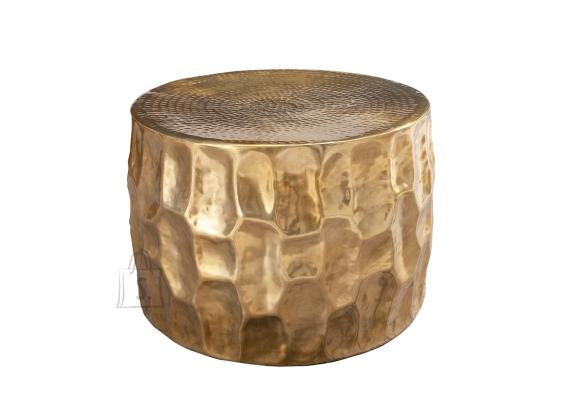 Diivanilaud ORIENT kuldne, 53x53xH35 cm