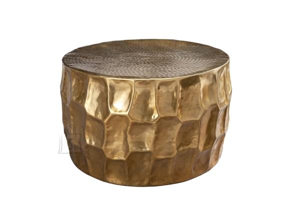 Diivanilaud ORIENT kuldne, 68x68xH40 cm