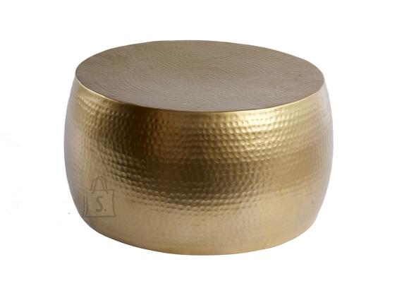 Diivanilaud ORIENT II kuldne, 60x60xH31 cm