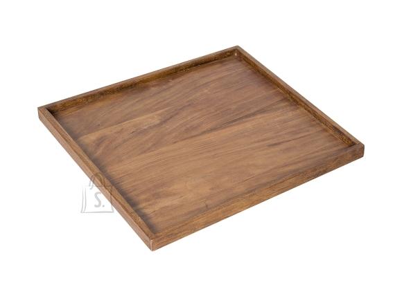 Kandik MAKASSAR sheesham, 50x50xH3 cm