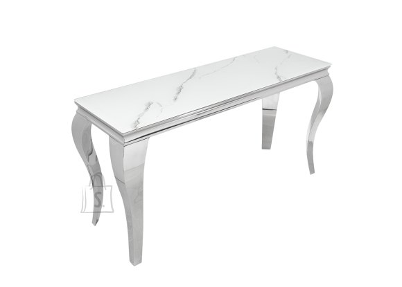 Konsoollaud MODERN BAROQUE marmor, 145x50xH75 cm